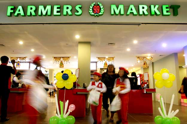 Ilustrasi Farmers Market