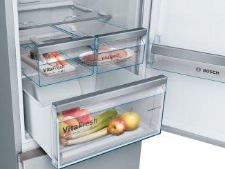 Bosch Serie 4 Botom Freezer