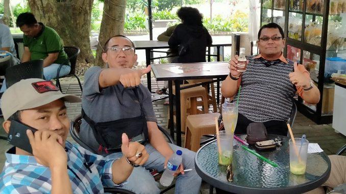 Suasana Galeri UMKM Indonesia di Taman Kencana, Bogor, Jawa Barat